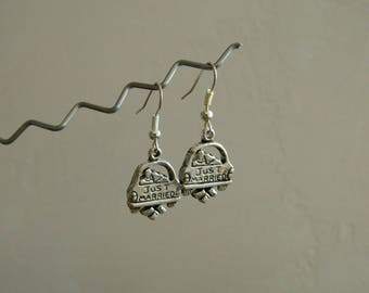 Just Kerry metal earring