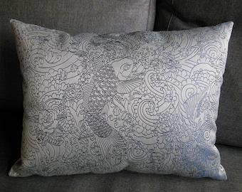rectangle cushion Jean Paul Gaultier
