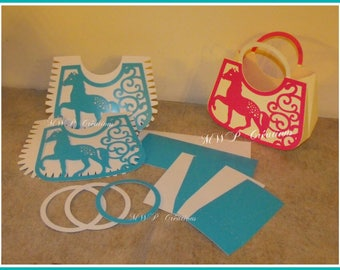 """Horse"" (kit for 1sac) goody bag"