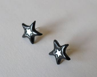 studs earrings for pierced ears