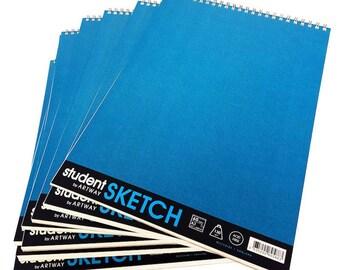A3 Sketchbook Etsy
