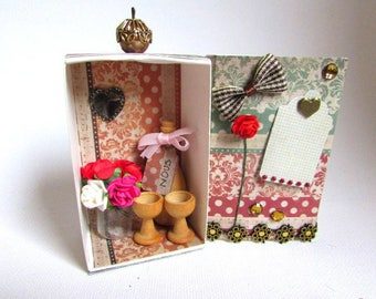"Valentine's day! box invitation ""have a drink"""