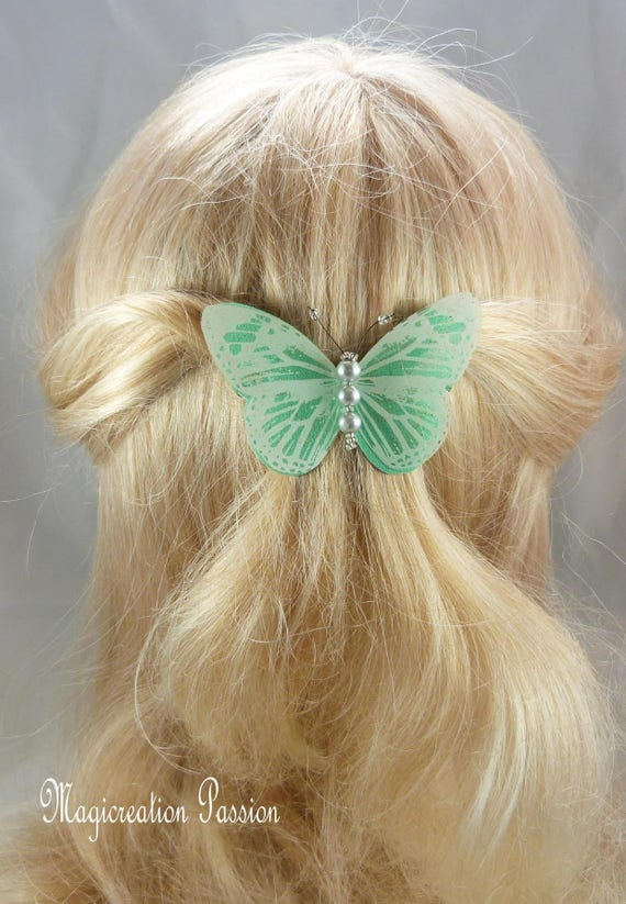 Hair & Head Jewelry Hair Ties & Styling Accs Wing French Barrette Hair Clip