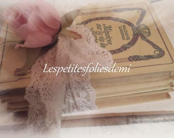Book trio Shabby chic memories on the life of Marie Antoinette