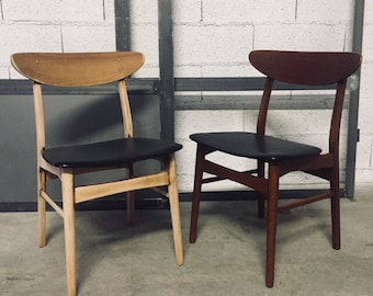 Pair of custom Farstrup chairs