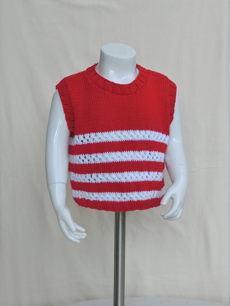 7c3b330e4686 Sweater size 4 5 years tank top cotton child daughter