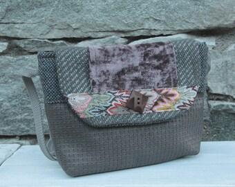 Le Chat-Marré romantic shoulder bag