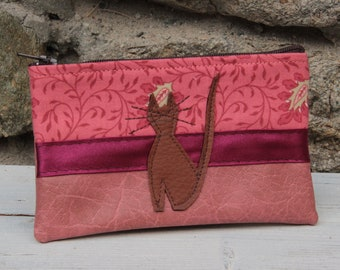The Cat-Marré romantic cat wallet