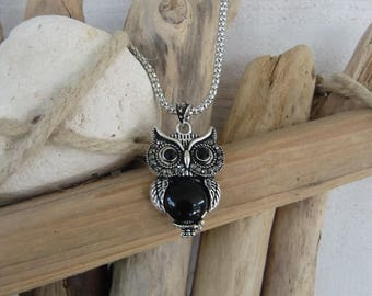 Necklace: OWL