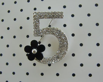 PIN number 5