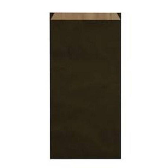 lot 50 pochettes cadeau papier enveloppe kraft bijoux 12X4X21 rouge or noel neuf