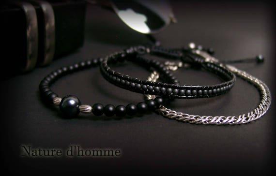 Bijoux homme bracelet luxe