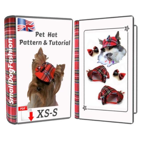 Pet Clothes Pdf For Dog Dog Clothes Patterns Dog Hat Pattern Etsy
