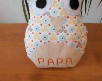 Personalized OWL plush