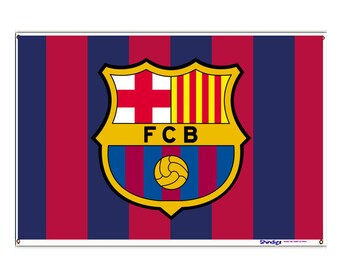 FC Barcelona Square Banner | Cute Banner