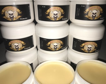 Pirates Code All Natural Pomade