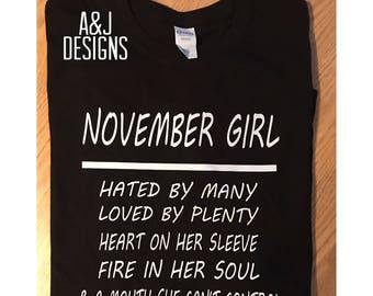 November t shirt  5ba8993c1