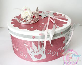 Urn Princess and fairy tale