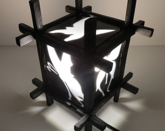 Night Lamp in Japanese style