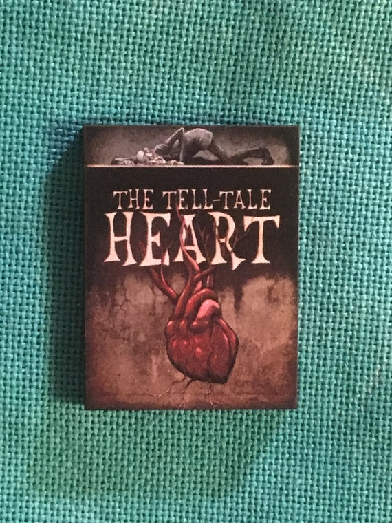 Classic Horror/Book Wooden Needle Minder