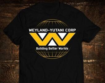 T-Shirt Weyland - Yutani Corp