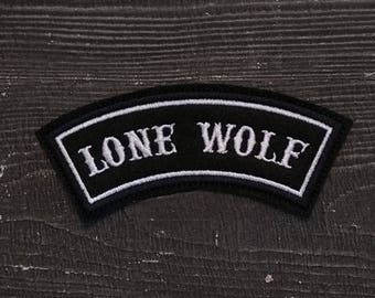 Patch Lone Wolf.