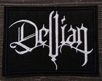 Patch Devian Black Death Thrash Metal Band.