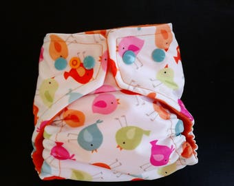 One size cloth diaper Pocket TE1 or TE2-