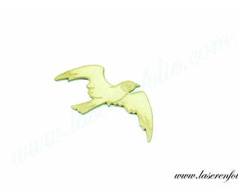 Sea Gull 1, made in medium, size 5cm