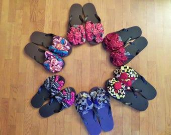 2853857a2b42b9 Ankara sandals