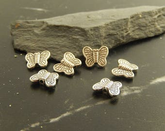 10 pearls Butterfly spacer