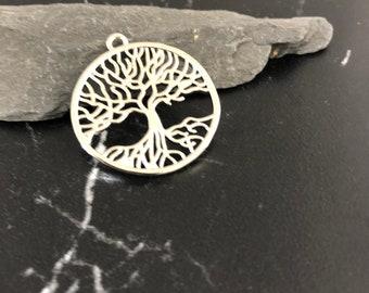 tree of life charm pendants