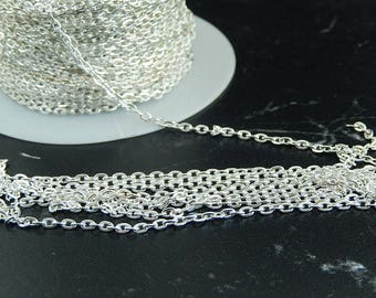 10 meters 3X2 mesh chain