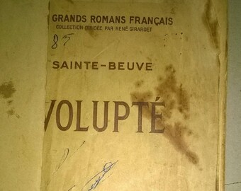 565) book vintage 1948 French