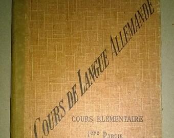 (81) old school book