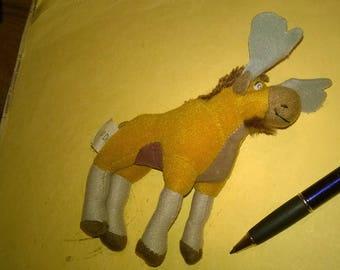200) fabric figurine McDonald