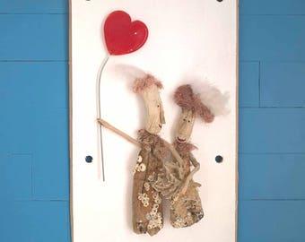 Valentine's day and his Valentine