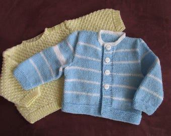 sweater and Cardigan set