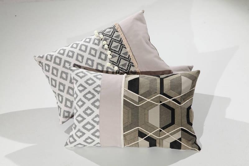 housse de coussin style berb re housse de coussin 30x50. Black Bedroom Furniture Sets. Home Design Ideas