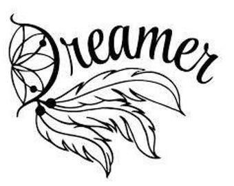 DREAMER SVG