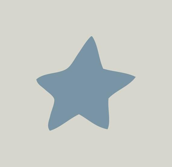 Sterne. Schablone Stern. Selbstklebende Schablone Vinyl. Ref. | Etsy