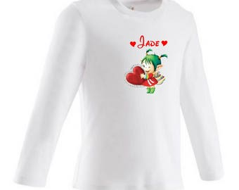 Baby Elf personalized with name t-shirt