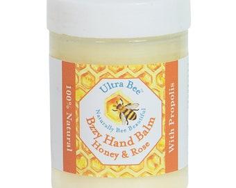 Bzzy Hand Balm Honey & Rose 100ml