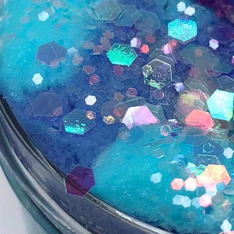 Mermaid Dream Cloud Slime ~ Scented slime ~ charm slime