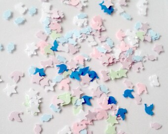Set of 200 confetti paper-