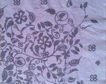 Brown paper towel