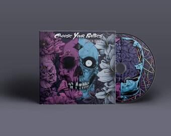 CD Choose Your Battles - Broken Bones