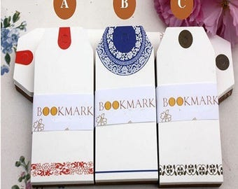 10 nice labels/cards decorated color Kraft and white vintage 86 * 46mm