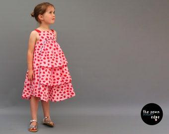 Float Dress & Top - Kids PDF Sewing Pattern