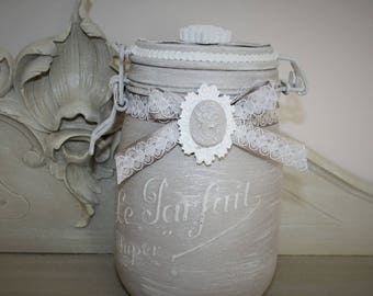 Great old jar revisited as a charm